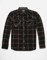 O'Neill Glacier Series Mens Flannel Shirt