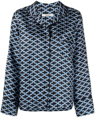 Odeeh All-Over Print Blouse