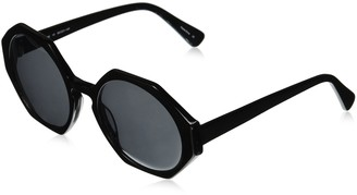 Joe's Jeans Women's JJ 1006 Round Fashion Designer UV Protection Sunglasses
