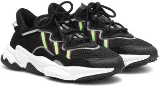 adidas Ozweego mesh sneakers