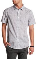 Howe Kailua Short Sleeve Regular Fit Woven Short