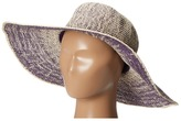 San Diego Hat Company PBL3028 Ombre Paper Floppy