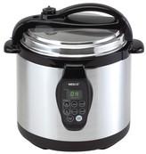 Nesco Digital Pressure Cooker - Black (6 Liter)