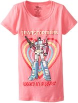 Nickelodeon Transformers Little Girls' Robots In Disguise Tee Shirt