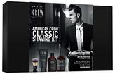 American Crew Classic Shaving Kit
