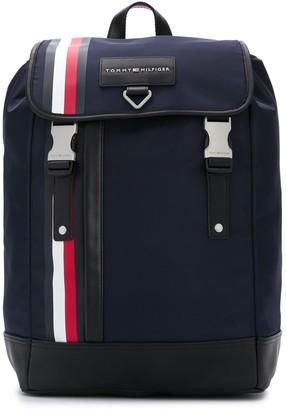 Tommy Hilfiger Logo Patch Large Backpack