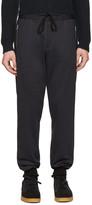 Paul Smith Navy Cuffed Lounge Pants