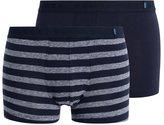Schiesser 2 Pack Shorts Grey