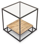 Gean End Table Union Rustic