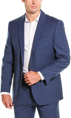 Brooks Brothers Wool-Blend Suit Jacket