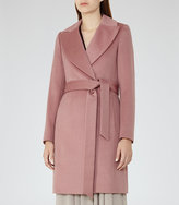 Reiss Forbes Textured Coat