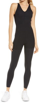 Nike Yoga Luxe Layered 7/8 Jumpsuit