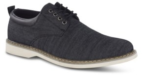 Members Only Men's Casual Chambray Oxford Shoes Men's Shoes