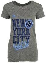 adidas Women's New York City FC Inside The Lines T-Shirt
