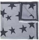 Stella McCartney star patterned scarf