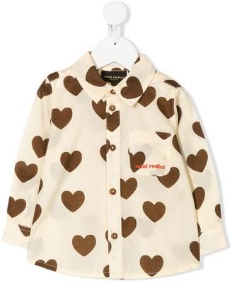 Mini Rodini Hearts Shirt