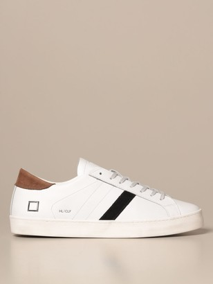 D.A.T.E Sneakers Hill Low In Leather