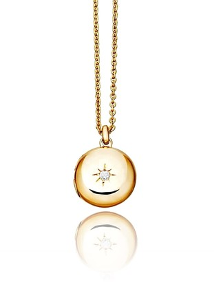 Daixa Somed Iris Necklace - Gold