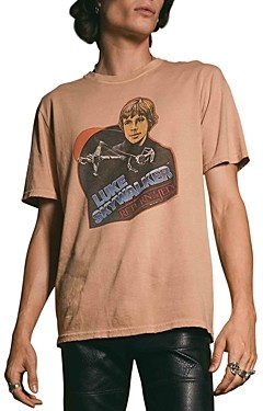 Junk Food Clothing Distressed Star Wars Graphic Tee