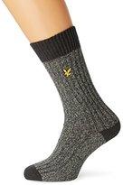 Lyle & Scott Men's Mouline Chunky Calf Socks