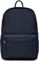 A.P.C. Navy Arthur Backpack