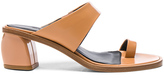 Tibi Leather Olivia Sandals