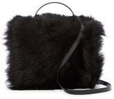 Vivienne Westwood Faux Fur Shoulder Bag