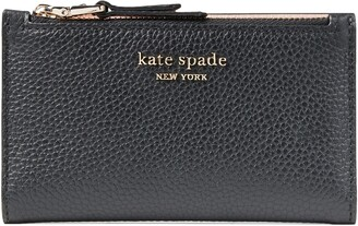 Kate Spade Small Roulette Slim Bifold Wallet