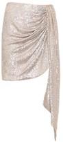 Jonathan Simkhai Sequined miniskirt