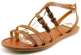 Mia DeeDee Women US 8.5 Brown Gladiator Sandal