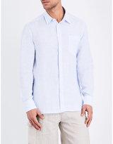 Vilebrequin Caroubis Regular-fit Linen Shirt