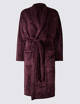 M&s Collection Premium Fleece Gown