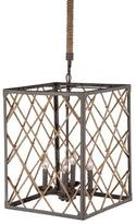 Apt2B Bonaparte Ceiling Lamp ANTIQUE BROWN/NATURAL