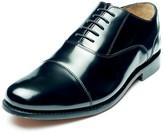 Curito Clothing Curito Abingdon Men's Patent Leather Formal Oxford Shoes - Black