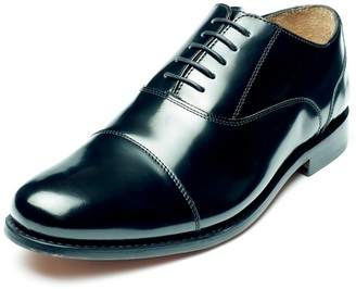 Curito Clothing Curito Abingdon Men's Patent Leather Formal Oxford Shoes