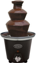 Nostalgia Electrics Nostalgia CFF965 3-Tier 1.5-Pound Capacity Chocolate Fondue Fountain