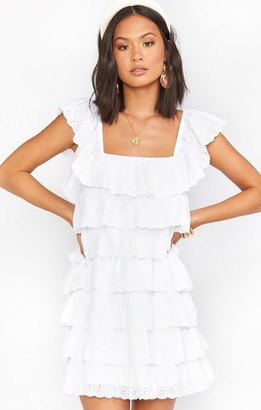 Show Me Your Mumu Lucy Mini Dress
