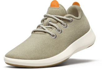 Allbirds Men's Wool Runner Mizzles - Cardamom (Cream Sole)