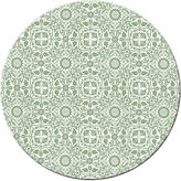 Hadley Table S/4 William Leaf Round Place Mats