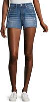 UNIONBAY Union Bay Destructed Denim Shorts-Juniors