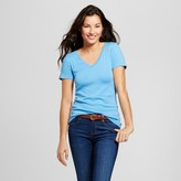 Merona Women's Ultimate V-Neck T-Shirt