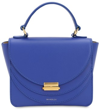 Wandler Mini Luna Smooth Leather Bag