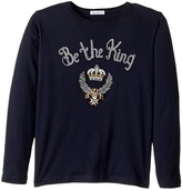 Dolce & Gabbana Be The King T-Shirt Boy's T Shirt