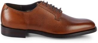 Paul Stuart Leather Derby Shoes