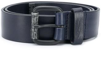 Diesel Textured Buckle Belt
