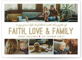 Minted A Family Affair Christmas Photo Cards