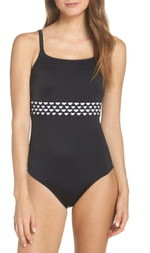 Amoena Cocos Pocketed One-Piece Swimsuit