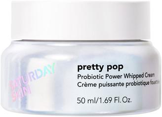 Saturday Skin Pretty Pop Probiotic Power Whipped Cream 50Ml