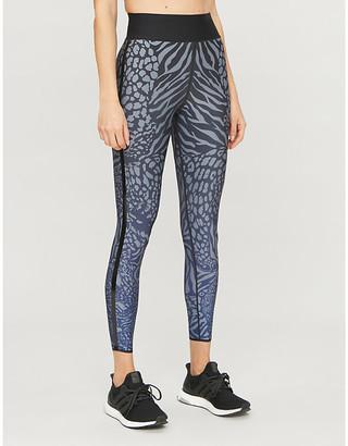 ULTRACOR Panthera stretch-jersey leggings