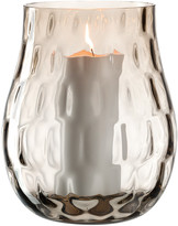 Leonardo Hurricane Lamp - Brown - 22cm